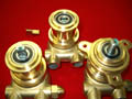 Brass / Series 101, 102 (old 1300, 1500 series), from 15 to 140 Gal/h.